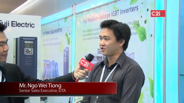 EITA Brings Power Systems and Electric Automation Dimensions to Asia's Premier Water Event