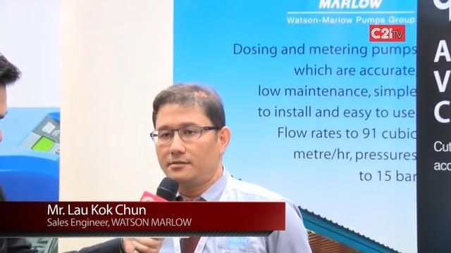 UK's Watson Marlow Carves Out SEA Market for Peristaltic Pumps in F&B, Pharmaceutical and Wastewater Industries via Accurate Chemical Dosing & Metering