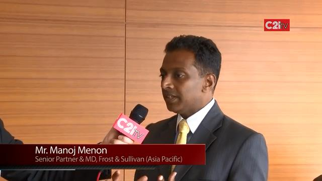 In Conversation with APAC MD of Frost & Sullivan