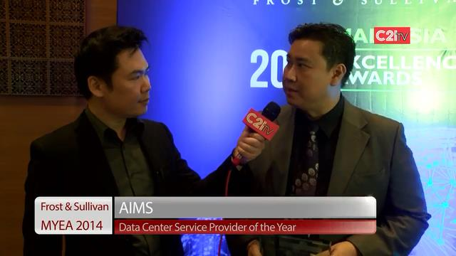 AIMS ~ Malaysia Excellence Awards 2014 for ICT