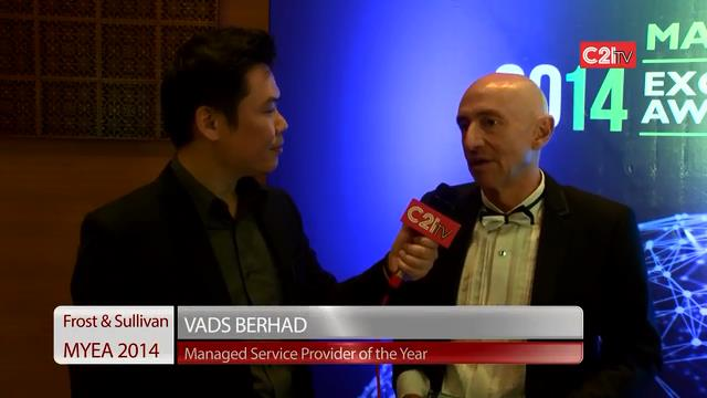 VADS ~ Malaysia Excellence Awards 2014 for ICT