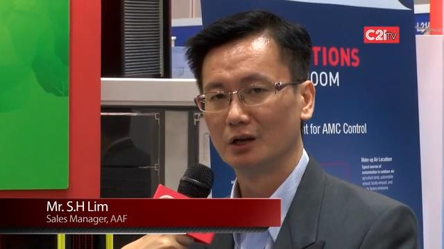 Chemical Filters For A Better Environment As Explained By Mr Lim From American Air Filter