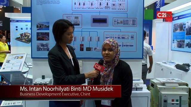 Chint Marking Their 30th Year in the Industry of Quality Circuit Breakers as Explained by Ms Intan