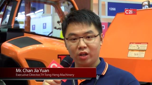 Tong Heng Transcends Comfort Zone of Business with Diversification into Area Work Platform Machinery ~ Unveiling the JLG Brand of AWP Heavy Equipment