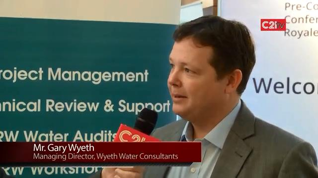 Wyeth Water Consultants Straddles the Gap in the Multi-Aspect Domains of Water Loss Management and Bridges Utility Agencies with Expert Solution Implementers