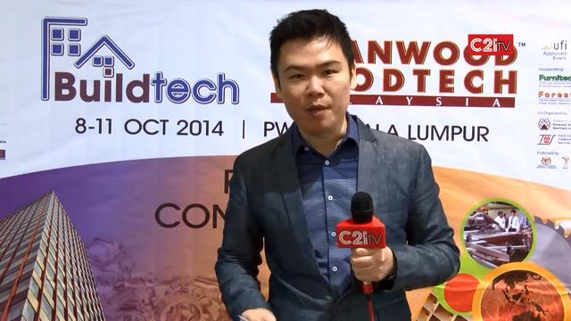 C21TV Comes to Composite Congregation of Triple Industry Show via BuildTech, WoodTech and MHS 2014