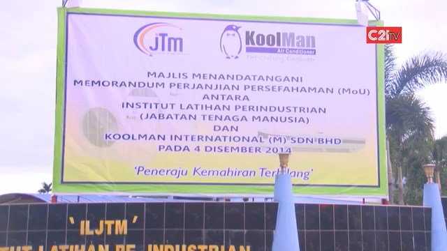 MOU Signing Ceremony of KoolMan International And ILP