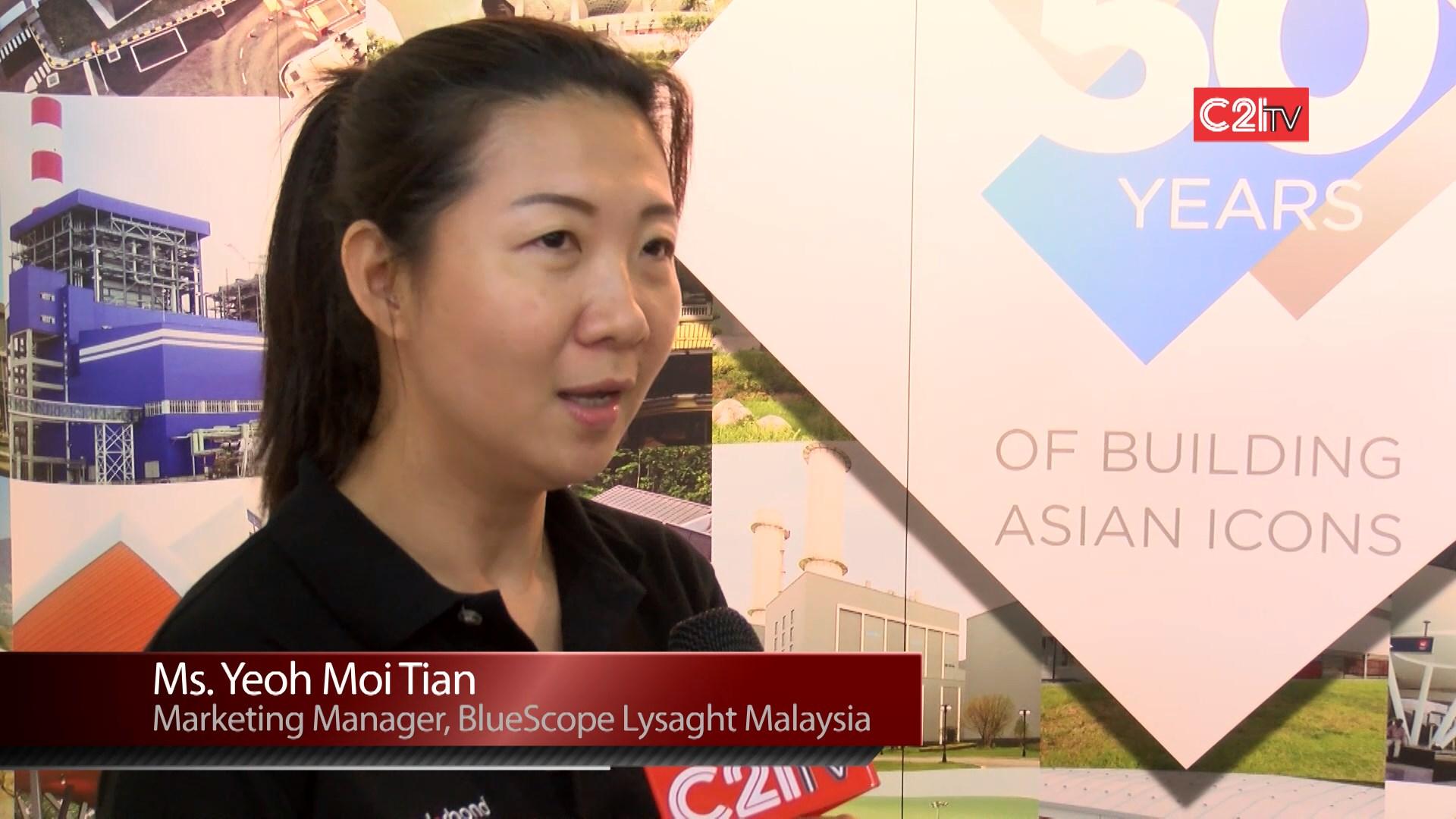 NS BLUESCOPE LYSAGHT MALAYSIA