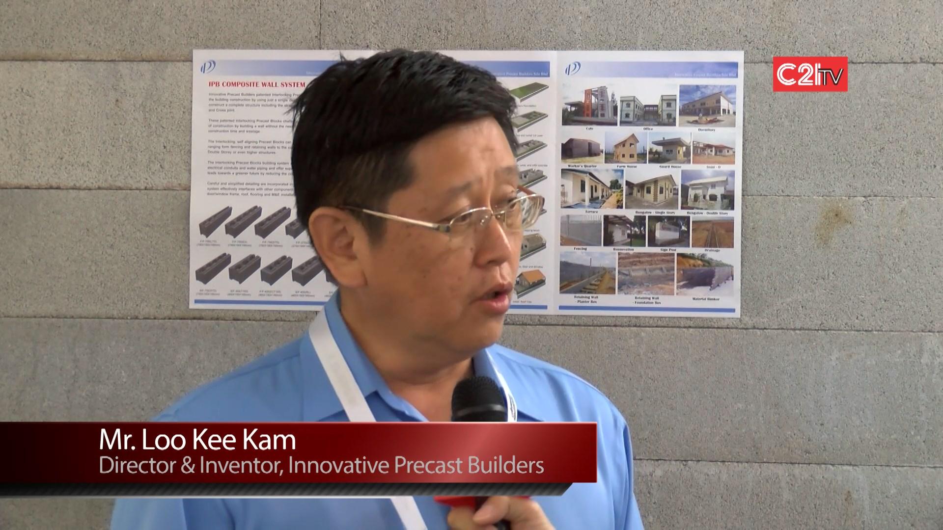 INNOVATIVE PRECAST BUILDERS
