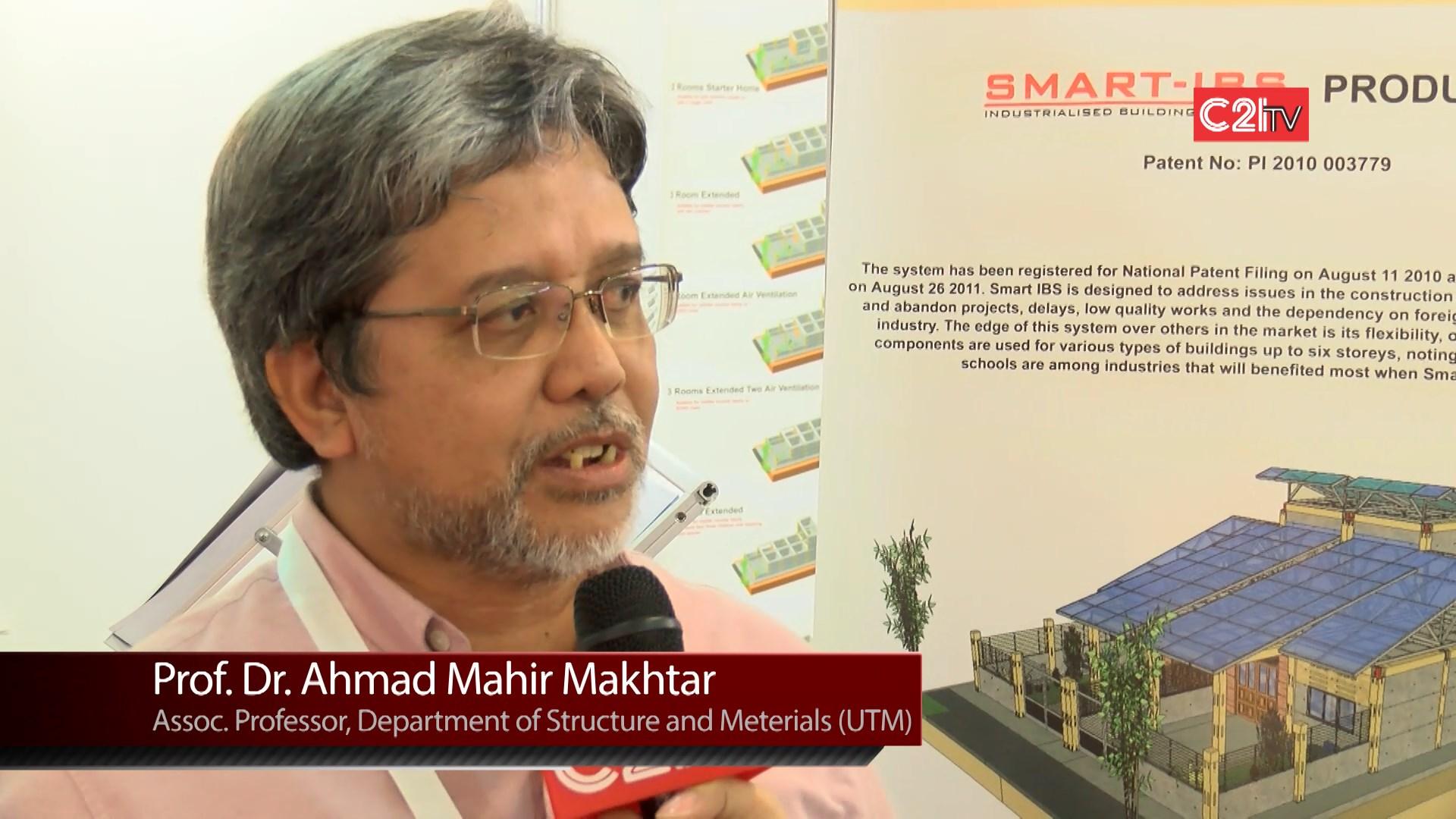 Prof. Dr. Ahmad Mahir Makhtar (UTM)