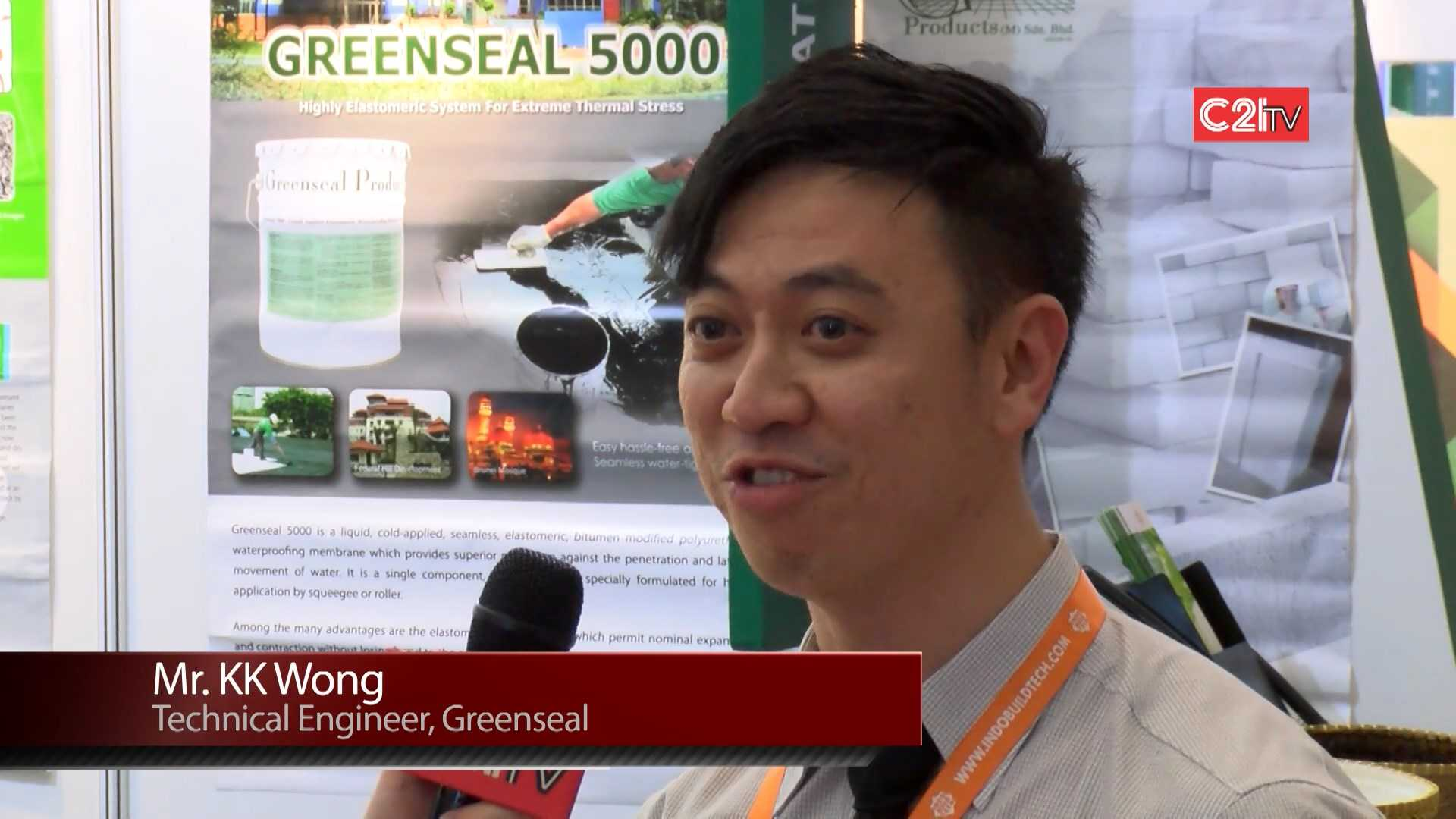 Greenseal Ensures Water Proofing Solution Efficacy by Tailoring to Customized Requirements by Region