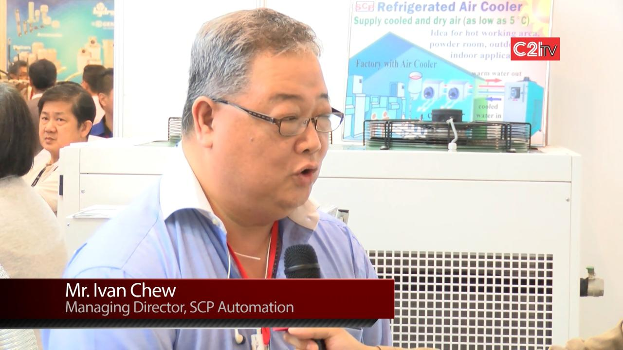 SCP AUTOMATION