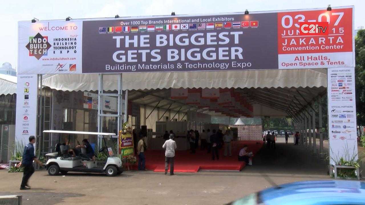Indo BuildTech 2015 Highlight