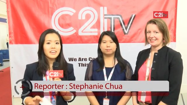 C21TV Interview With Exhibition Director From ITE Group
