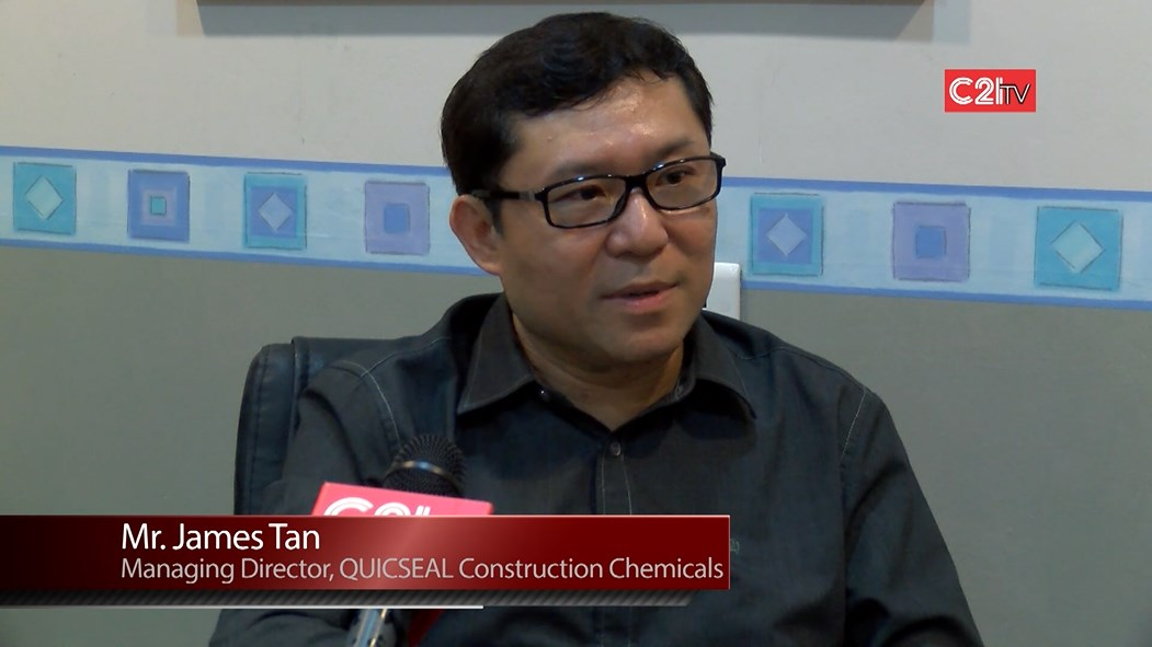 QUICSEAL Construction Chemicals